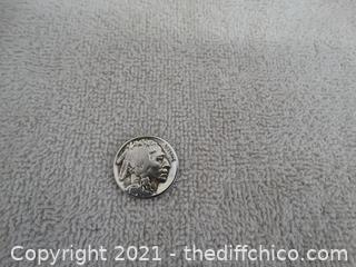 1924 Indian Head Nickel