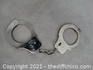 Handcuffs In Case