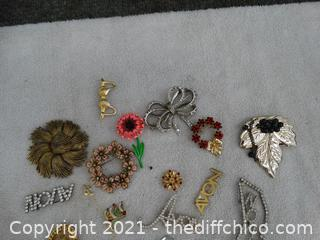Broaches & More