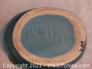 Weller Pottery Dish