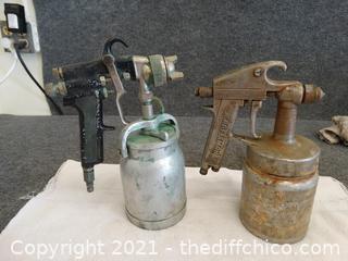 2 Sprayers