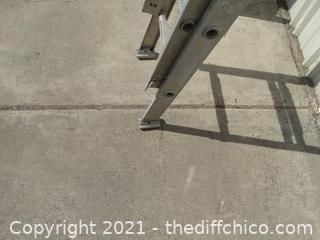 16FT Aluminum EXT Ladder