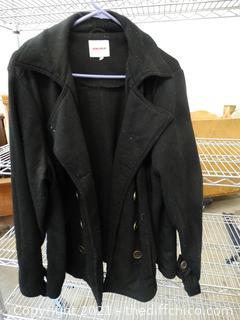 Bongo Plus Black jacket