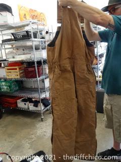Schmidt Coveralls Large