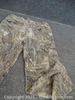 Real Tree Camo Pants 36 X 29