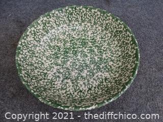Gerald E Henn  Workshop Bowl