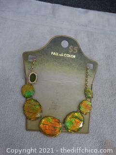 Fall Necklace new