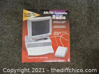 AM/FM Computer Radio
