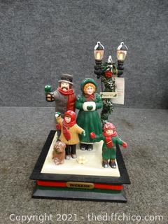 Light Up Musical Christmas Decor