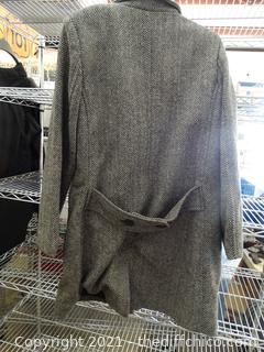 Isaac Mizrahi 100% wool Coat
