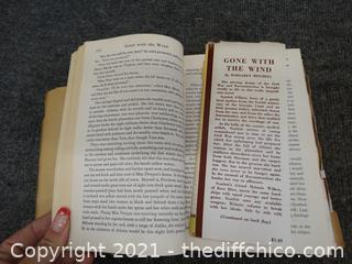 1944 Gone With The Wind Book