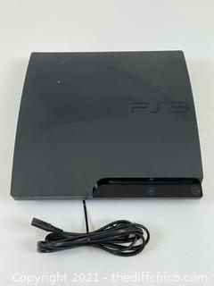 PLAYSTATION 3 CONSOLE - PS3
