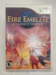 Fire Emblem Radiant Dawn (Nintendo Wii)