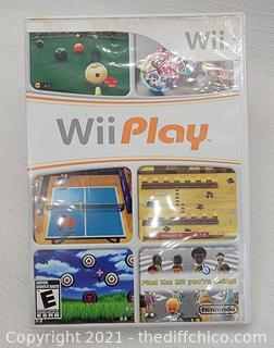 Wii Play (Nintendo Wii)