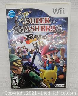 Super Smash Bros. Brawl (Nintendo Wii)