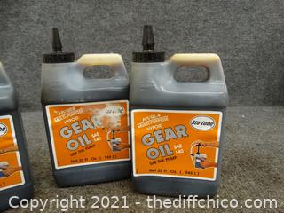 New Gear Oil