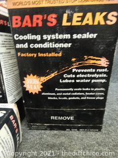 Bars Leaks