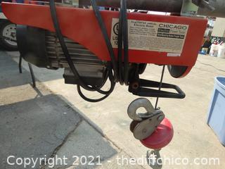 Winch 200lb Works