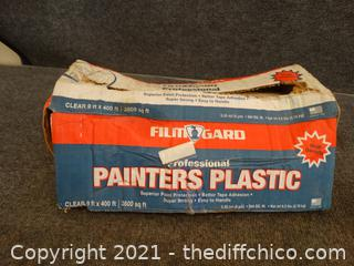 Painters Plastic