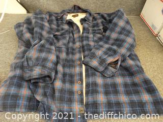 Northwest Territory Jacket 3xlt