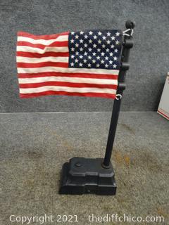 Musical Moving USA Flag