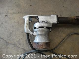 Working Electric Jack Hammer