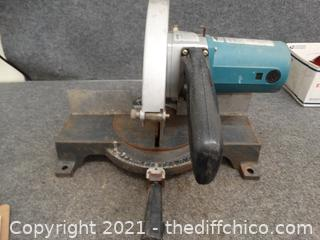 """10"""" Chicago Electric Miter Saw WKS"""