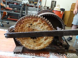 Heavy Duty Hand Winch   All Steel 5 Ton Beebe Seattle   (Cart not Included)