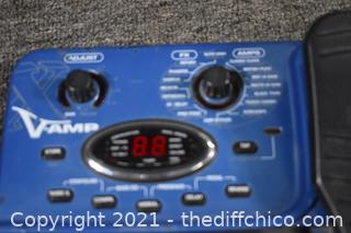 X V-AMP Behringer Guitar Effect Pedal