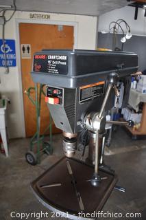 Craftsman 15in Drill Press