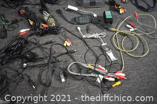 Lot of Cords