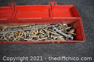 Lot of Nuts and Bolts