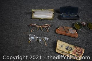 Glasses and More