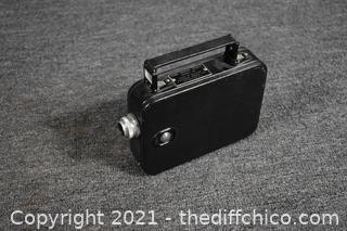 Vintage Cine-Kodak 8 Model 25 Movie Camera