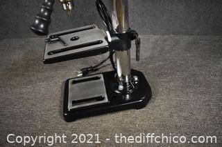New Working 5 Speed Bench Drill Press