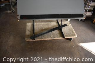 Drafting Table-adjustable height