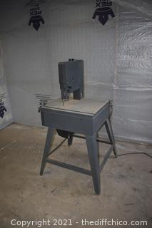 Working Craftsman 12in Band Saw