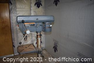 Working Craftsman 15in Drill Press