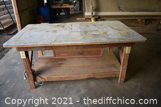 Working Bench plus Contents