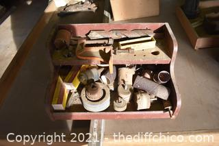 Lot of Sanding Tools and More