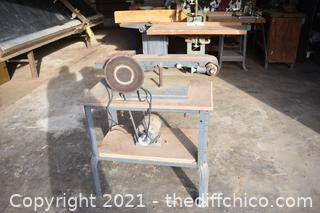 Craftsman Belt and Disk Sander-untested