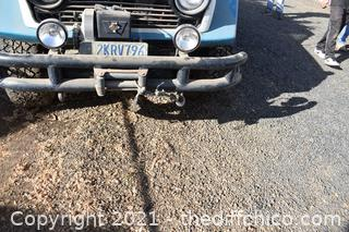 1976 Toyota Land Cruiser + A lot of Extra Parts-see pictures