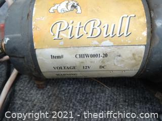 Untested Pit Bull Winch