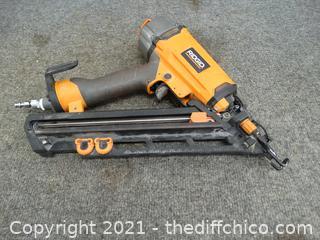 Ridgid Angel Finish Nailer Model R250-AFE