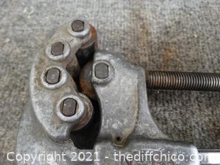 Ridgid # 133 Pipe Cutter / Brazing Torch