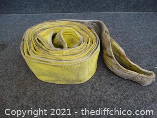 20' Nylon Tow Strap