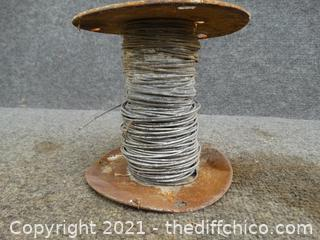 Galvanized Electric Fence Wire
