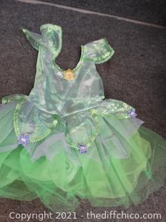 Disney Tinker Bell Costume 2-3t
