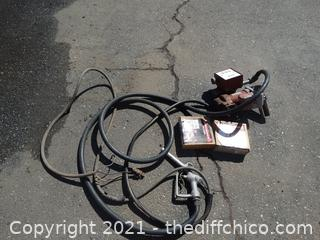 Tuthill Model 807B Transfer pump With Accessories
