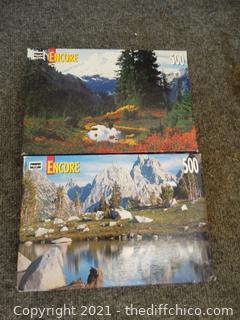 2 Puzzles Sealed